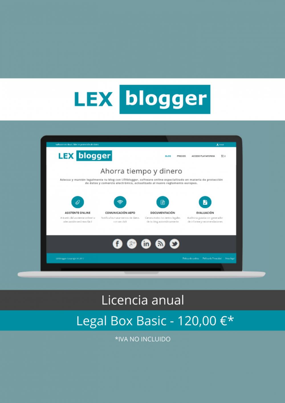 Legal Box Basic - LEXblogger