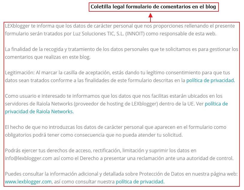 Es mi blog legal? - Como legalizar mi blog paso a paso