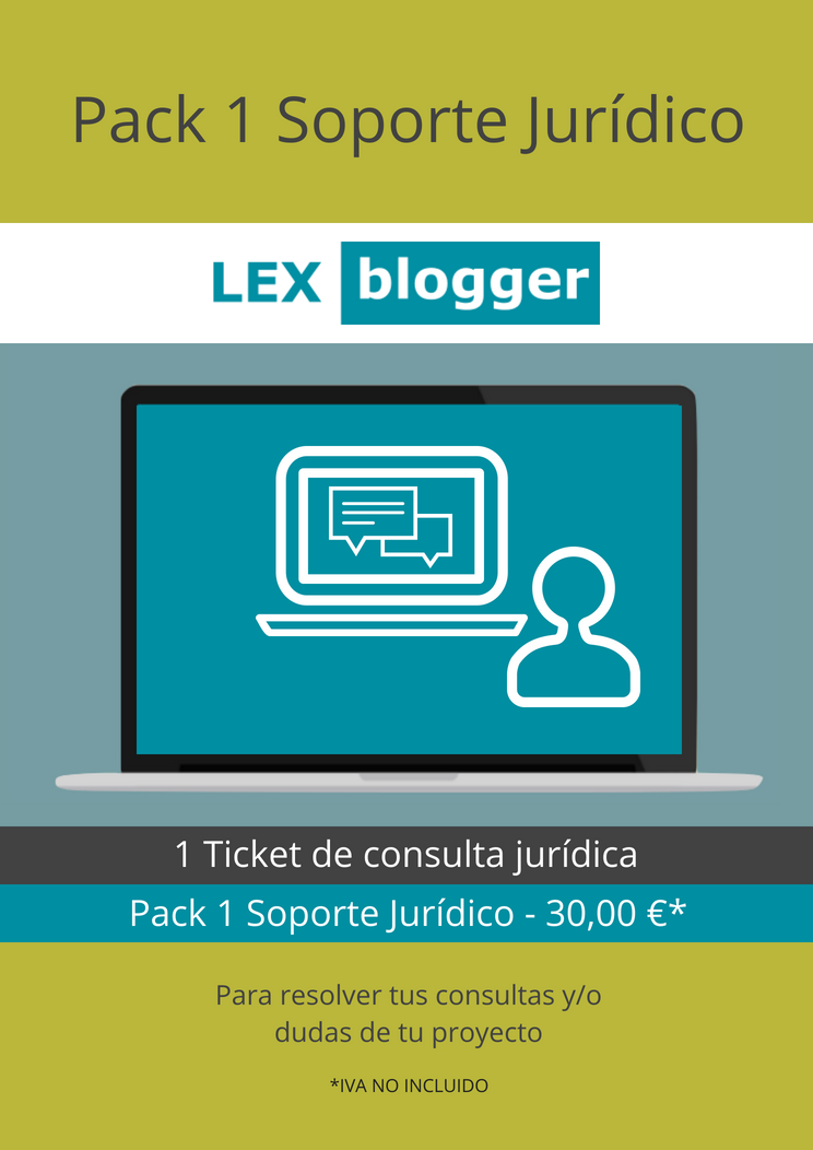 Pack 1 Soporte Jurídico - LEXblogger