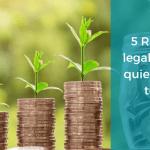 5 Razones para legalizar tu web si quieres ver crecer tu negocio