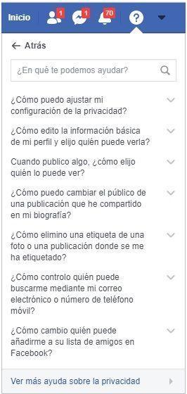 Cómo consultar todo lo relativo a los datos que trata facebook - LEXblogger