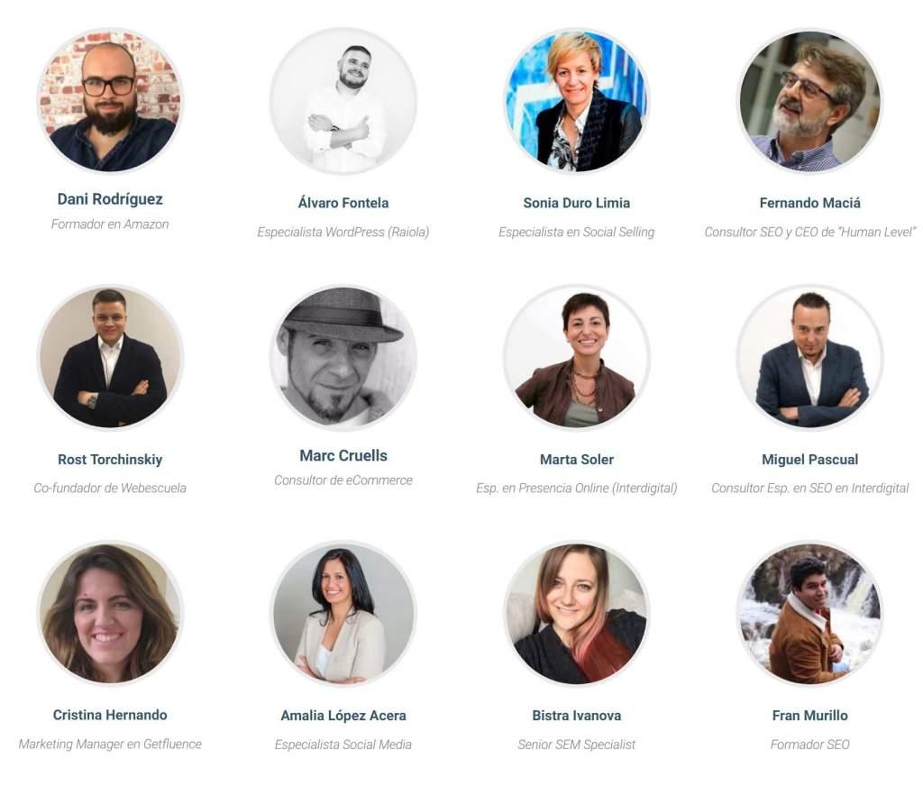 Posiciona 2019 Ponentes - Lexblogger