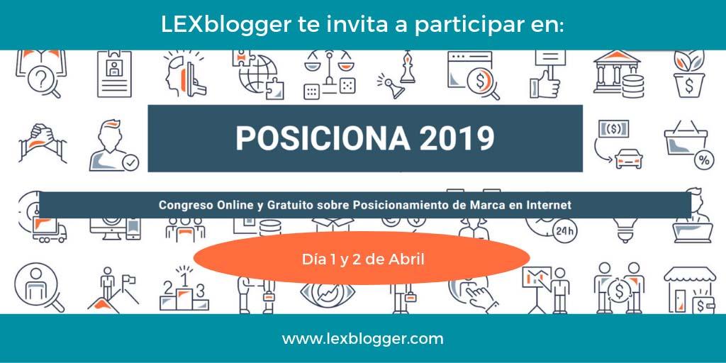 Posiciona 2019 - LEXblogger
