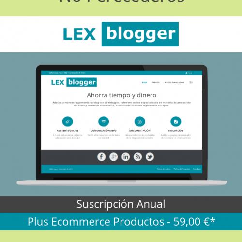 Plus Ecommerce Productos No Perecederos - LEXblogger