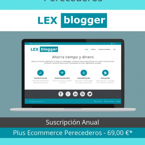 Plus Ecommerce Productos Perecederos - LEXblogger