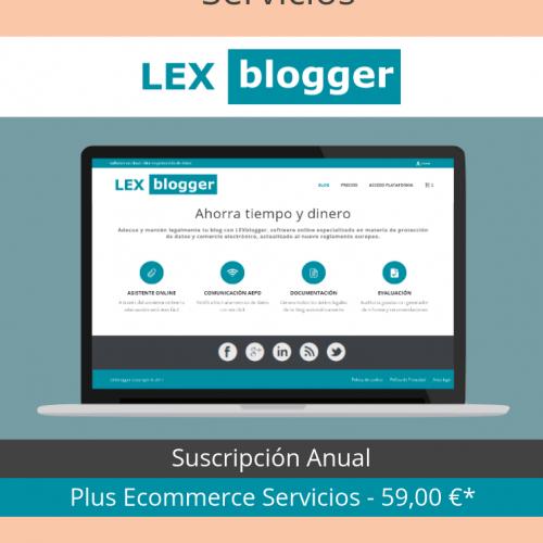 Plus Ecommerce Servicios - LEXblogger